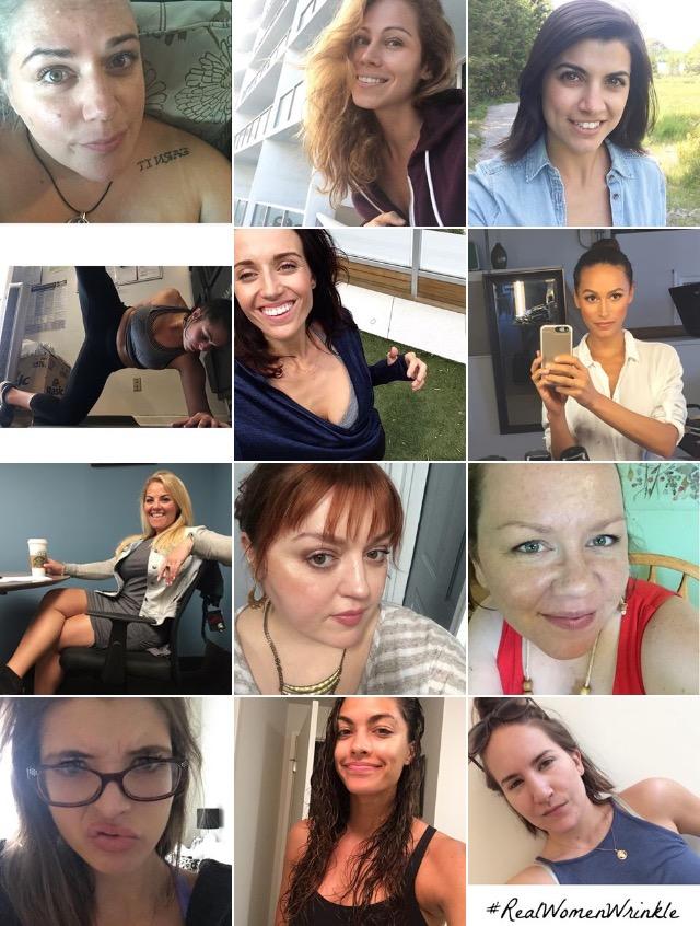 #RealWomenWrinkle-TaylorWalkerFit.com
