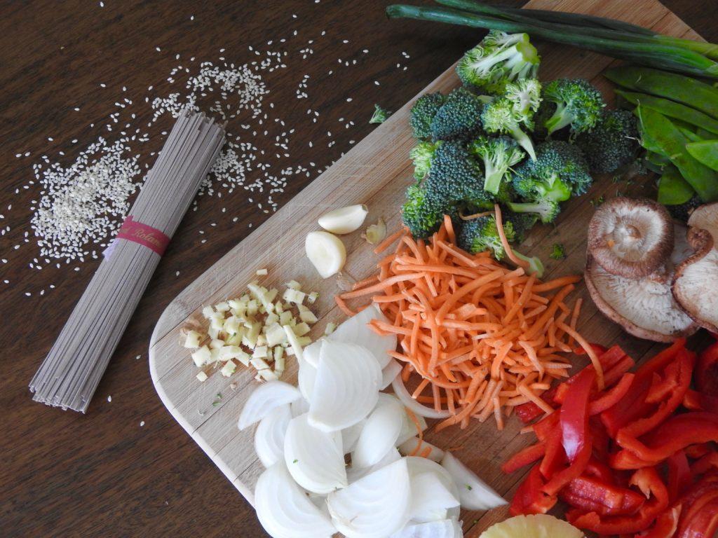 Soba Noodle Stir-Fry-TaylorWalkerFit.com