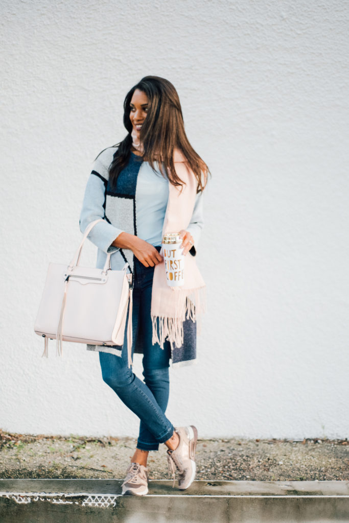 Blush and Cozy Sweater Coat-TaylorWalkerFit.com