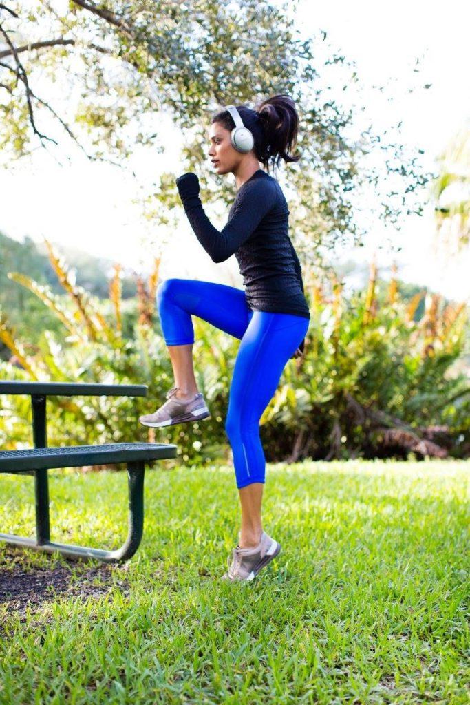 winterize your workout with lululemon