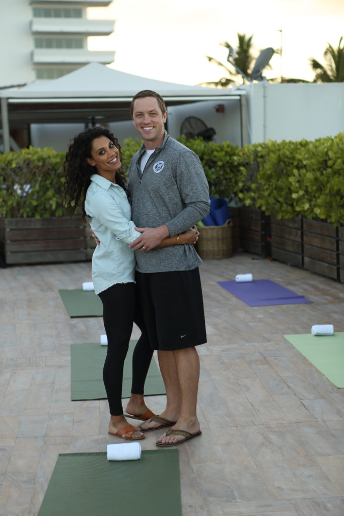 Husband and Wife Yoga