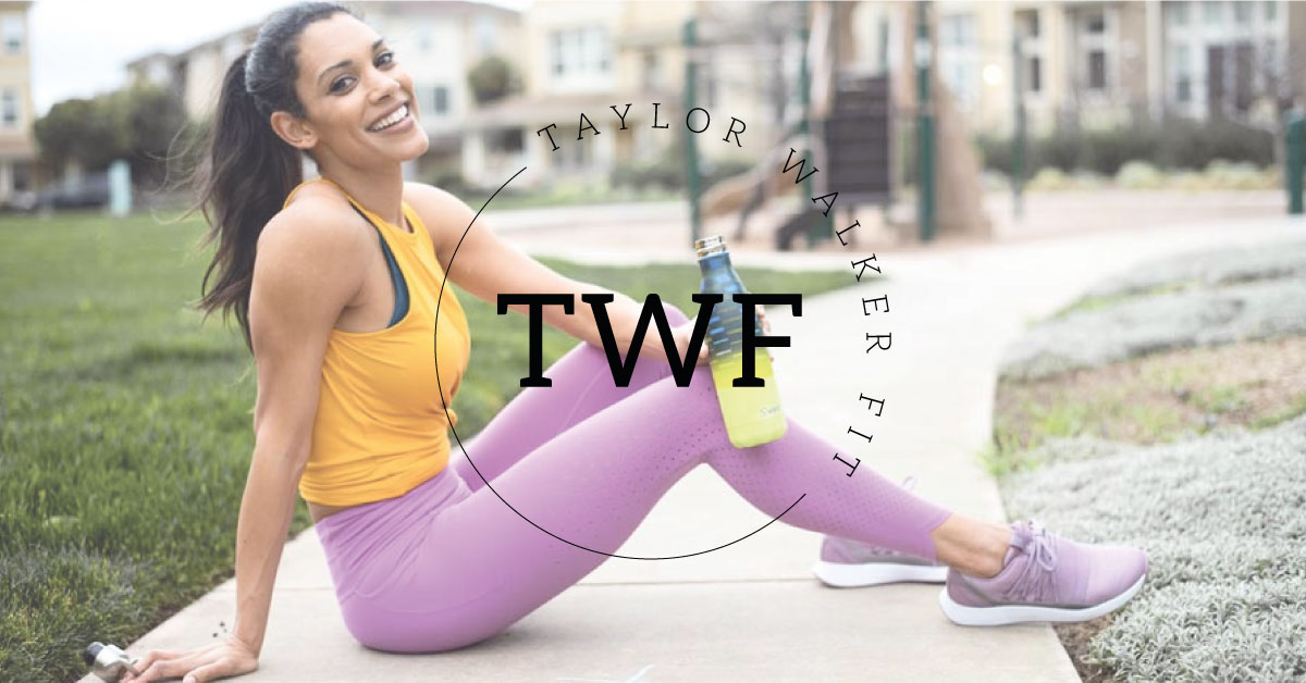 Holistic Health Coaching Taylor Walker Fit