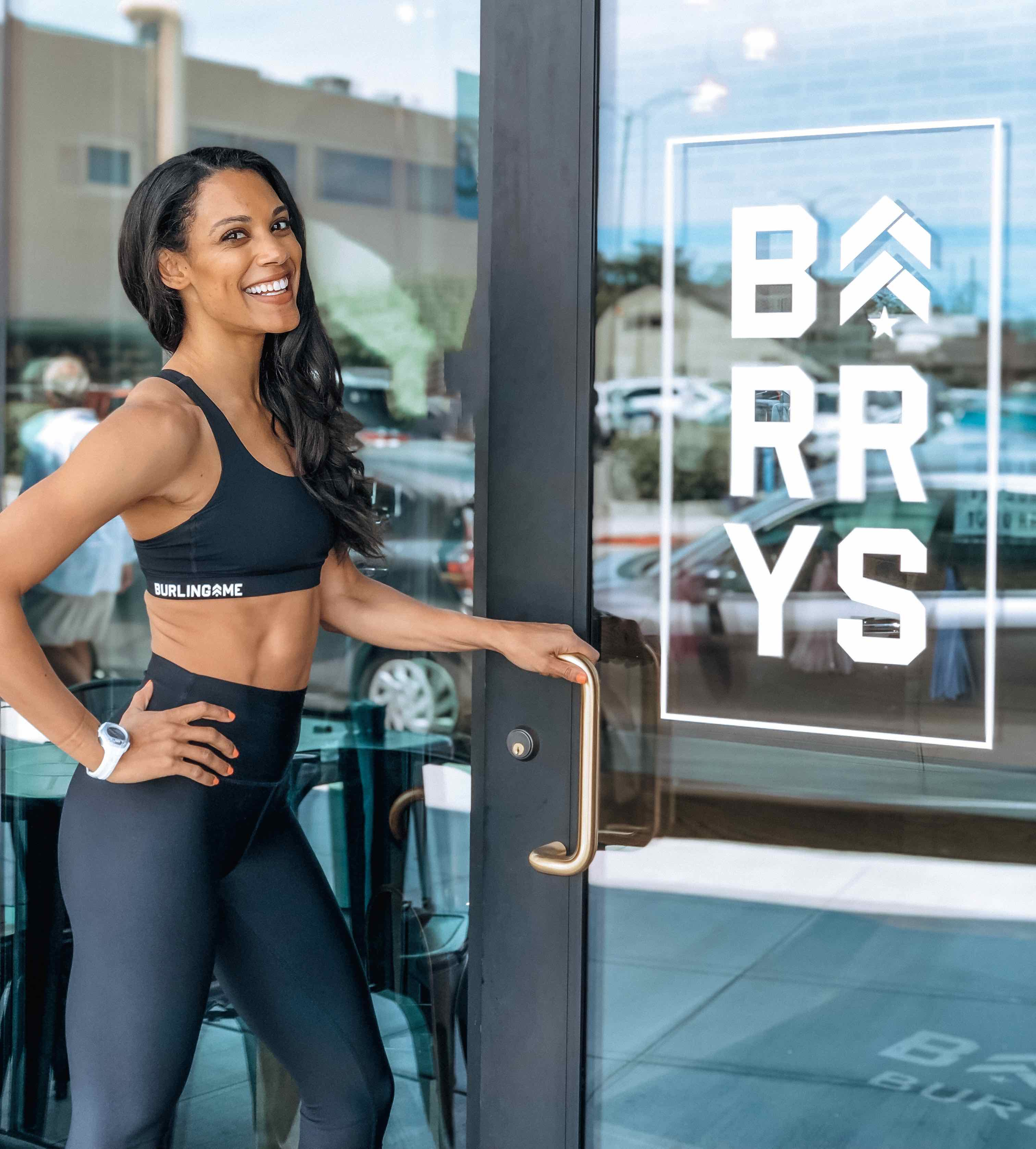 Barry's Bootcamp: My Journey From